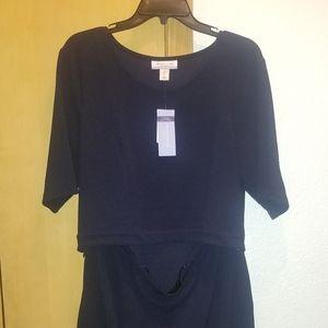 MOTHERHOOD MATERNITY NURSING DRESS